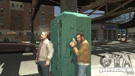 Uzi Skin для GTA 4 третий скриншот