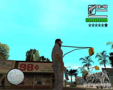 Change Hud Colors для GTA San Andreas восьмой скриншот
