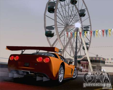 Optix ENBSeries для мощных ПК для GTA San Andreas седьмой скриншот