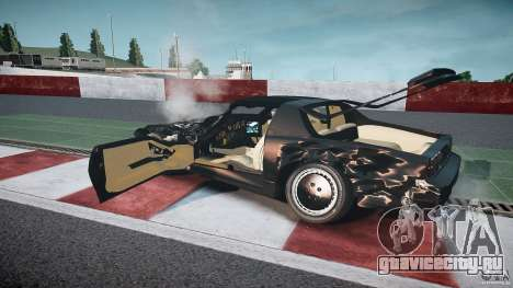 Knight Rider [EPM] для GTA 4