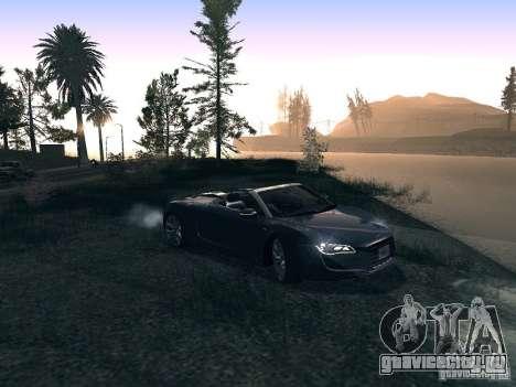 ENB Series By Raff-4 для GTA San Andreas второй скриншот