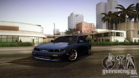 Nissan Silvia S14 Zenk для GTA San Andreas вид сбоку