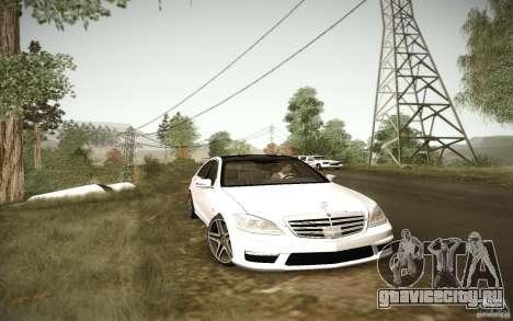 Beautiful ENBSeries для GTA San Andreas четвёртый скриншот