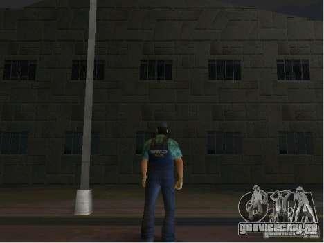 Новые текстуры Полицейского участка для GTA Vice City пятый скриншот