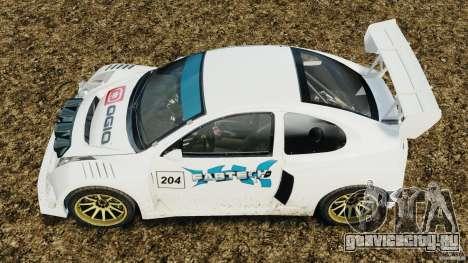 Colin McRae OGIO Rallycross для GTA 4 вид справа