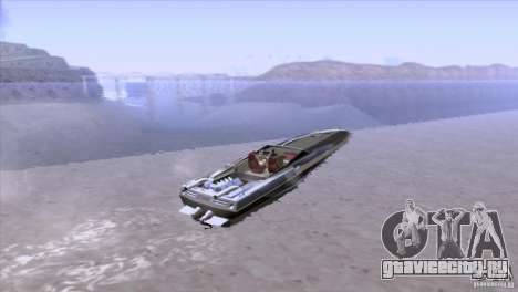Shine Reflection ENBSeries v1.0.0 для GTA San Andreas десятый скриншот