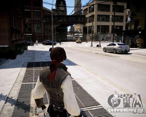 Assasins Creed 2 Young Ezio для GTA 4 третий скриншот