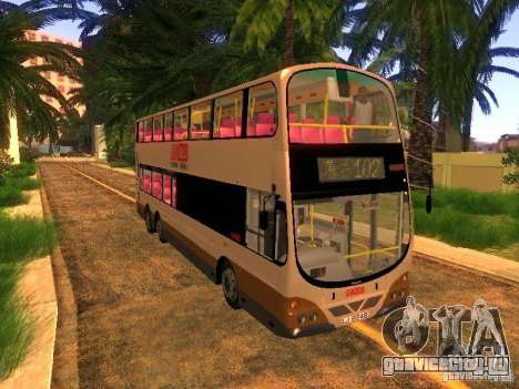Volvo B10TL from Hong Kong для GTA San Andreas