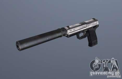 Grims weapon pack3-2 для GTA San Andreas пятый скриншот