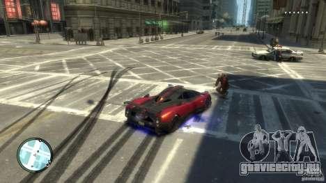 Contagium v1.2b для GTA 4 девятый скриншот