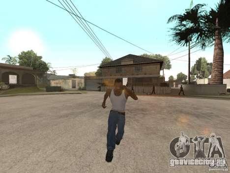 Awesome .IFP V3 для GTA San Andreas четвёртый скриншот