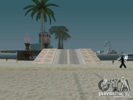 Тайна тропического острова для GTA San Andreas второй скриншот