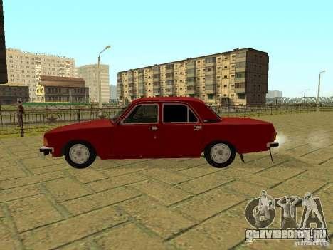 ГАЗ 3102 Волга для GTA San Andreas вид справа
