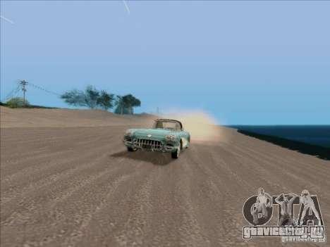 ENBSeries для GTA San Andreas пятый скриншот