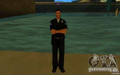 HQ skin lapd1 для GTA San Andreas третий скриншот