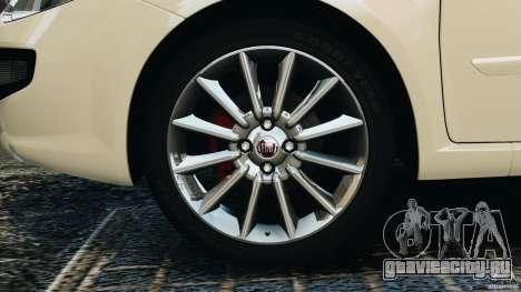 Fiat Punto Evo Sport 2012 v1.0 [RIV] для GTA 4 вид снизу