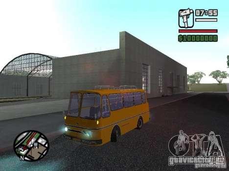 TV 7 для GTA San Andreas вид сзади
