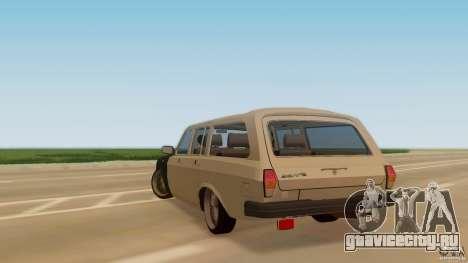 ГАЗ 310221-601 для GTA San Andreas вид слева