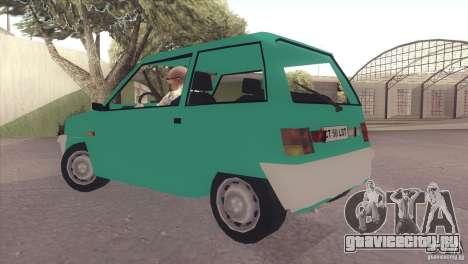 Dacia 500 Lastun для GTA San Andreas