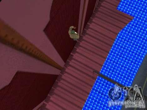 веревка для GTA San Andreas
