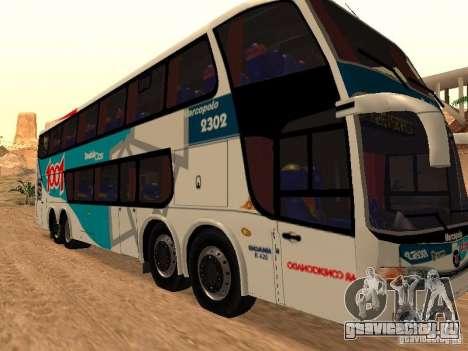 Marcopolo Paradiso 1800 G6 8x2 SCANIA для GTA San Andreas