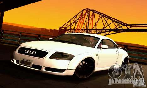 Audi TT Light Tuning для GTA San Andreas