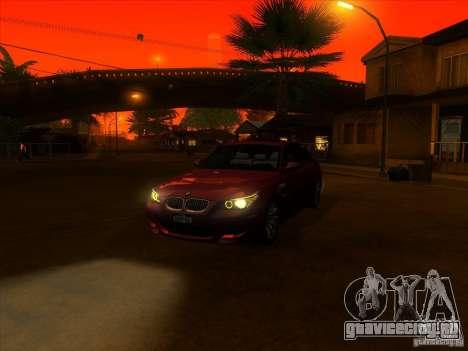 ENBSeries by Fallen для GTA San Andreas второй скриншот