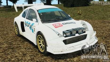 Colin McRae OGIO Rallycross для GTA 4