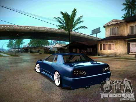 Elegy JDM Tuned для GTA San Andreas вид слева