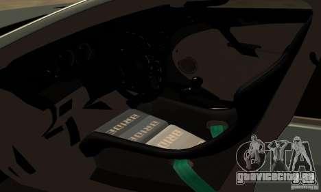 Acura TSX 2010 для GTA San Andreas вид справа