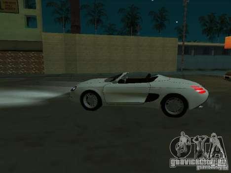Ford Mustang 1993 для GTA San Andreas вид слева