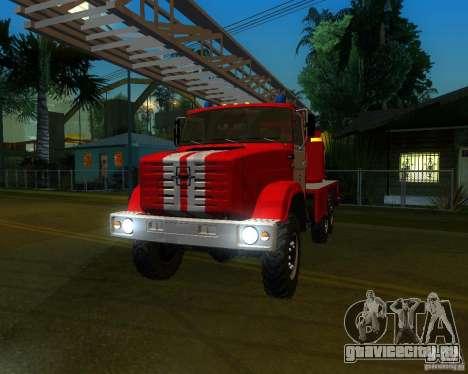Зил 4334 АЛ-30 для GTA San Andreas
