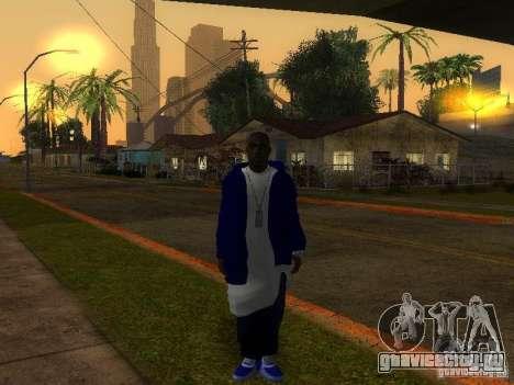Crips для GTA San Andreas третий скриншот