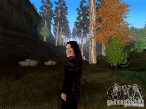 Skrillex для GTA San Andreas третий скриншот