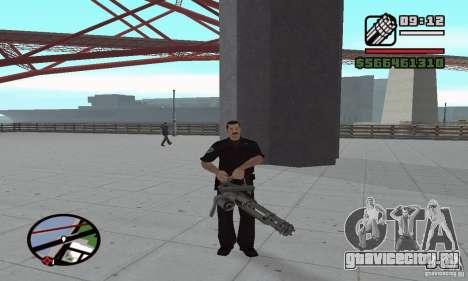 Перевоплощение в горожанина для GTA San Andreas