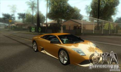 Awesome HD Graphic ENB Setts для GTA San Andreas пятый скриншот