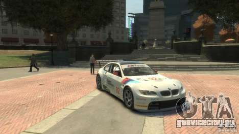 BMW M3 Gt2 для GTA 4