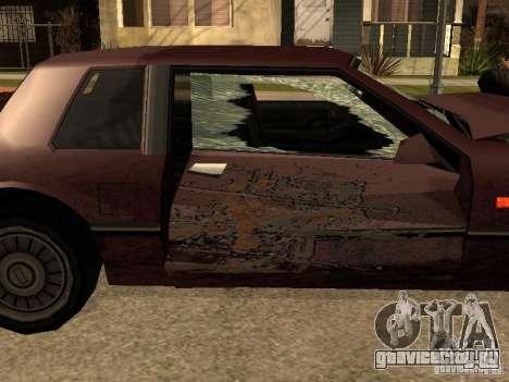 Реалистичные повреждения для GTA San Andreas девятый скриншот