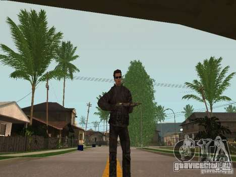 Terminator для GTA San Andreas