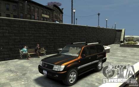 LEXUS LX 470 для GTA 4