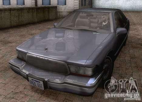 Buick Roadmaster 1996 для GTA San Andreas вид слева