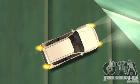 Honda Civic SiR II Tuning для GTA San Andreas вид сбоку