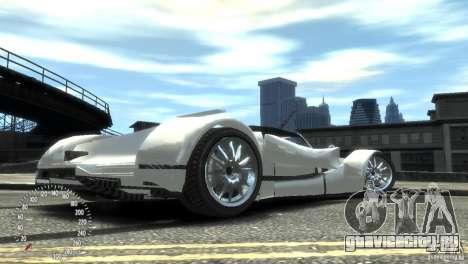 Ibis Formula GT для GTA 4 вид сзади