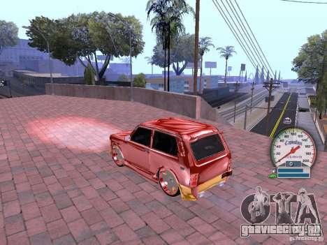 ВАЗ 21213 для GTA San Andreas вид слева