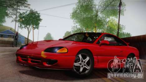 Dodge Stealth RT Twin Turbo 1994 для GTA San Andreas