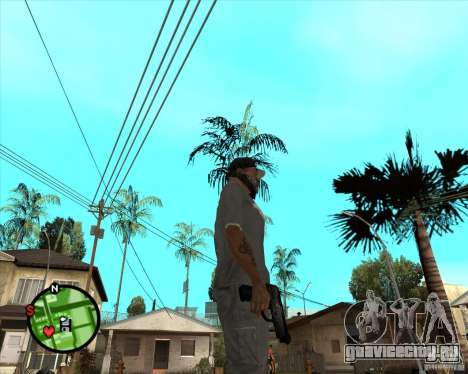 Crosman 31 для GTA San Andreas второй скриншот