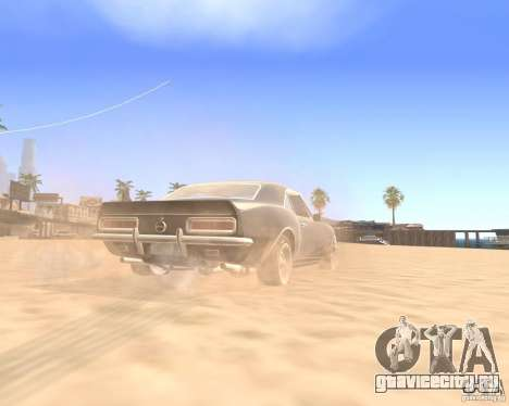 ENBSeries By Krivaseef для GTA San Andreas пятый скриншот