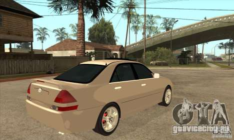 TOYOTA MARK II для GTA San Andreas вид справа