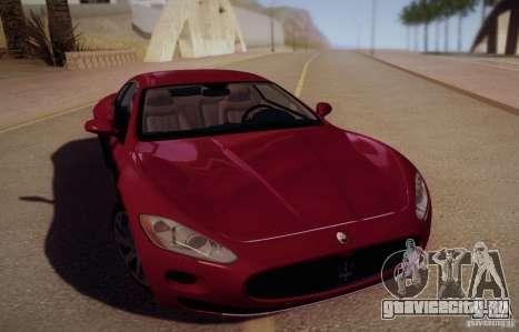 CreatorCreatureSpores Graphics Enhancement для GTA San Andreas третий скриншот