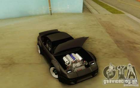 Nissan 240SX Rocket Bunny для GTA San Andreas